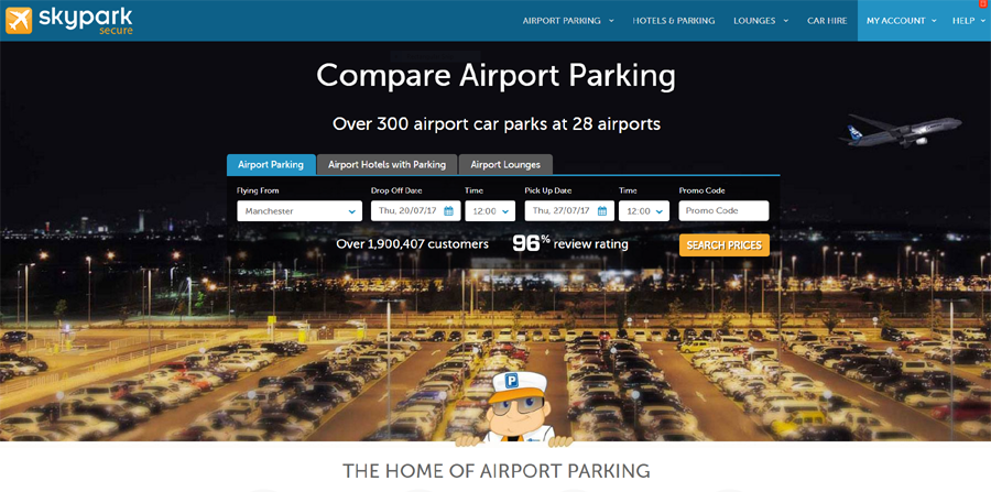 Using skyparksecure for southampton airport parking travel lowdown by having a direct relationship with each of the car parks skyparksecure can monitor how car parks are meeting or not customers expectations m4hsunfo